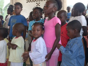 Mandji Church Kids, Gabon